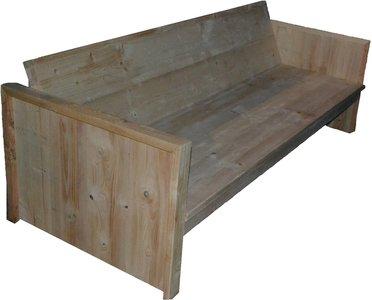 Steigerhouten Tuinbank Lounge Model Basis